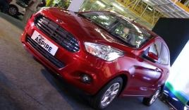 Phát sốt ô tô Ford 'mới cứng' giá 167 triệu đồng