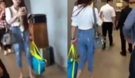 Xôn xao clip 'nữ ca sĩ quỵt tiền' bị đuổi ra khỏi nhà hàng khi gọi đồ ăn