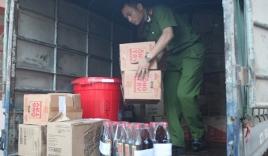 Nước mắm Chin Su – Nam Ngư giả bán khắp Nghệ An