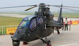 Trung Quốc phát triển trực thăng tấn công có khả năng tàng hình
