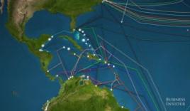 Những điều bạn chưa biết về thế giới cáp quang biển