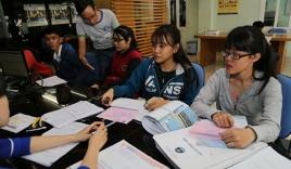 """Nhiều trường tiếp tục """"vét"""" thí sinh xét tuyển bổ sung đợt 4"""