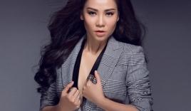 """Thu Minh mang hit """"đừng yêu"""" đến chung kết Hoa hậu Hoàn vũ Việt Nam 2015"""