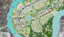 Giá đất Thủ Thiêm hơn 3.000 USD/m2 khiến chủ dự án lo ngại