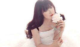 'Bạn gái Trường Giang' đẹp hút hồn trong bộ ảnh mới