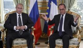 Tổng thống Pháp lo sợ Syria bị chia đôi lãnh thổ