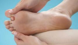 Dấu hiệu nhận biết bệnh đơn giản qua bàn chân