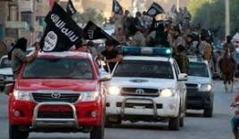 Phiến quân IS thích dùng ô tô hãng nào nhất?