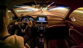 Bài học cảnh giác cần biết khi phụ nữ lái ô tô