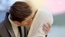 She was pretty tập 13: Ji Sung Joon say đắm trao Hye Jin nụ hôn kiểu Pháp