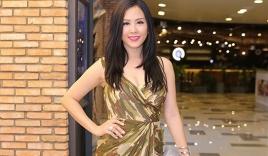 Hoa hậu Thu Hoài tái xuất sau cuộc hôn nhân đổ vỡ