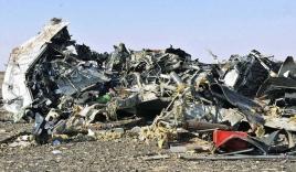 Video: Hiện trường máy bay Nga nát vụn sau khi rơi