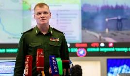 Nga 'san bằng' các thành trì, trận địa của IS trong vòng 48 giờ