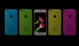 Nếu yêu hoa hẳn bạn sẽ thích ý tưởng iPhone 6c này