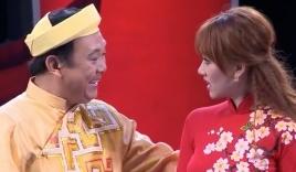 Hari Won 'nổi khùng' khi dạy Chí Tài nói tiếng Hàn