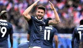 Tổng hợp trận đấu Pháp 2-0 Đức: 'Cỗ xe tăng' bại trận