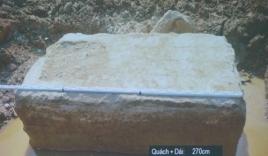 Khai quật ngôi mộ cổ ở Gò Súng Bắn, Bình Định