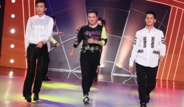 'Cười rụng rốn' với màn catwalk của Trường Giang và bộ 3 giám khảo
