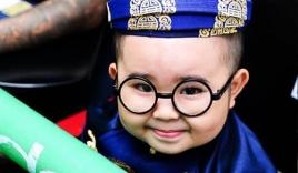 Ku tin 4 tuổi nhưng nhất định đòi làm chú rể chính trong đám cưới