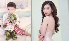 Facebook sao Việt: Quỳnh Chi và nỗi niềm nhớ con trai da diết