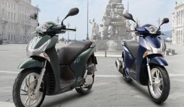 Lỗi cảnh báo chống trộm, Honda triệu hồi 12.000 xe SH