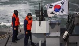 Hàn Quốc bắn cảnh cáo tàu Trung Quốc xâm phạm lãnh hải
