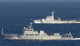 Nhật Bản phát hiện 4 tàu Trung Quốc gần đảo tranh chấp