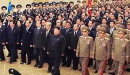 Bức ảnh hé lộ nhiều thay đổi trong bộ máy lãnh đạo Triều Tiên