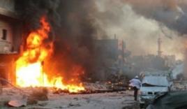 IS đánh bom xe nơi huấn luyện cảnh sát Libya, 64 người thiệt mạng