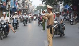 Hà Nội: Cấm đường 30 tuyến phố phục vụ Đại hội Đảng
