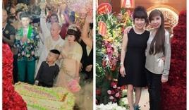 Cận cảnh tiệc sinh nhật xa hoa của đại gia Thái Bình chi tiền tỷ mời 50 ca sĩ