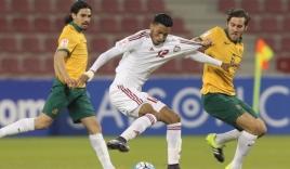 U23 Úc thua sát nút U23 UAE, thầy trò HLV Miura gặp khó
