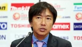 HLV Miura nói gì sau trận thua U23 Jordan?