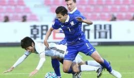 Thua đậm Nhật Bản, U23 Thái Lan đứng trước nguy cơ bị loại