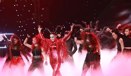 The Remix 2016  liveshow 3: Team Hoàng Thùy Linh bùng cháy trên sân khấu