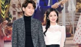 Jang Nara tình tứ nắm tay bạn diễn Jung Kyung Ho