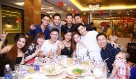 Ca sĩ Quang Hà tổ chức tiệc sinh nhật hoành tráng