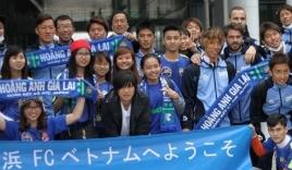 Tuấn Anh hội quân cùng đội bóng mới tại Hà Nội