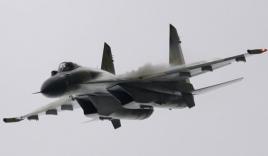 Nga quyết định thử Su-35S tại chiến trường Syria