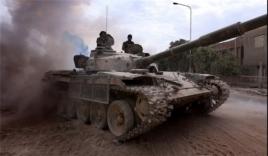 Video:  Quân đội Syria chiếm cao điểm chiến lược tại Latakia