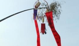 Ý nghĩa của cây nêu trong ngày Tết Nguyên đán