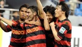 Thua Pohang, Hà Nội T&T lỡ hẹn với đấu trường AFC Champions League