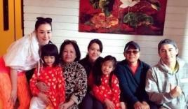 Sao 'Thiên long bát bộ' đưa gia đình về Việt Nam đón Tết