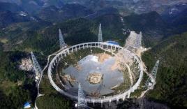 Trung Quốc di dời 9.000 dân để dựng kính thiên văn lớn nhất thế giới