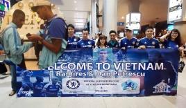 CĐV Chelsea tại Việt Nam đón hụt Ramires sang đấu với Bình Dương