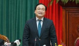 Bí Thư Hà Nội nói gì trong buổi họp báo đầu năm?