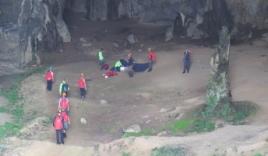 Bên trong trường quay bom tấn 'Kong: Skull Island' tại Quảng Bình