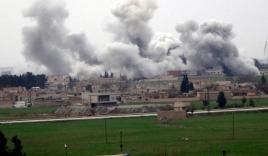 Nga tố Thổ Nhĩ Kỳ phớt lờ lệnh ngừng bắn, nã pháo sang Syria