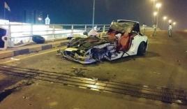 Thoát chết thần kỳ khi gặp tai nạn ở tốc độ hơn 300km/h