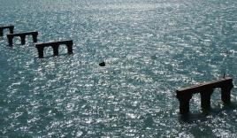 Nga bắt giữ tàu Thổ Nhĩ Kỳ cố tình đâm vào cầu nối liền Crimea